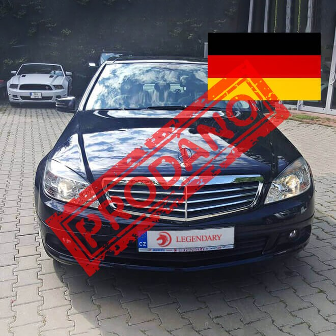 Mercedes-Benz C280 4 MATIC-prodano